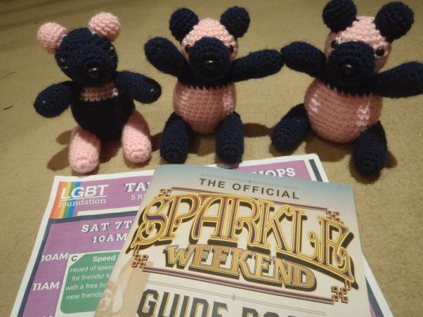 Pandas with Sparkle guidebook
